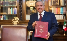 President López Obrador delivers first state of the union address
