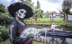 Xochimilco, a top destination in Mexico City