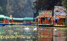 Xochimilco boats set new rules for tourists