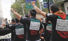 Mexico to investigate officials who released suspect involved in Ayotzinapa case