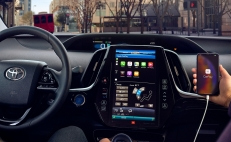 Toyota Prius 2020 contará con Apple CarPlay y Alexa