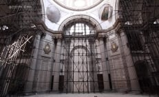 Progress on the restoration of Mexican cultural heritage