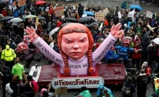 Global Climate Strike: Greta Thunberg leads global climate crisis protest