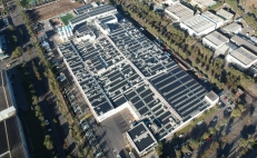 Mexican company builds one of the biggest solar roofs in Latin America