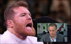 "Saúl ""Canelo"" Álvarez insulta a David Faitelson"