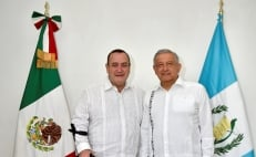 Mexico to support Guatemala with USD $30 million to tackle migration