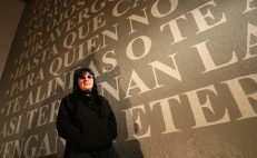 Mexican Teresa Margolles among top 21st century visual artists