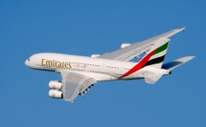 Emirates Airline's Mexico City flight suspended