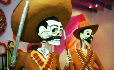 Emiliano Zapata: An ofrenda for the revolutionary and champion of agrarianism