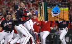 Baby Shark, el secreto de los Nationals rumbo a la Serie Mundial
