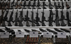 Mexico and the U.S. launch new operation to halt arms trafficking
