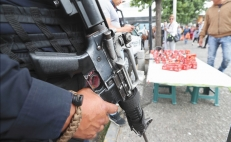 Police officers collude with local cartel in Mexico City