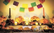 Things you need to set up a Day of the Dead altar