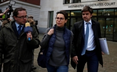 Karime Macías is released on bail by UK court