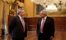 Mexico wants to strengthen economic ties with Argentina