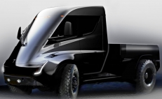 Prototipo Pick up Tesla