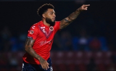 Colin Kazim-Richards se va del Veracruz