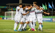 Mexico moves to the U-17 World Cup Brazil 2019 finals