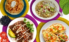 Mexican smart food, a healthy option