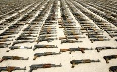 Mexico to seek cooperation on arms flow with the U.S.