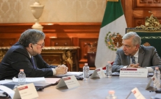 Mexico and the U.S. hold prolific meeting on cartel threat