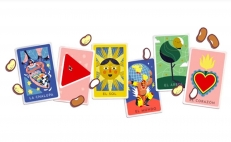 Google pays homage to beloved Mexican game lotería
