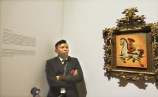 Emiliano Zapata's painting sparks homophobic controversy