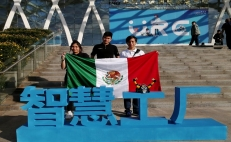 Mexican students succeed in UBTECH Robotics Competition