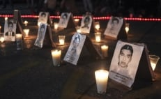 Ayotzinapa case: The 43 missing students could have been dispersed in small groups