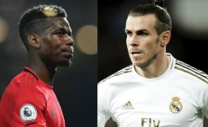 Real Madrid y Manchester United preparan cambio Bale-Pogba