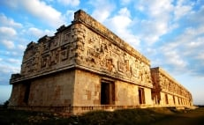 The Puuc Route, a group of stunning Mayan ruins in Yucatán