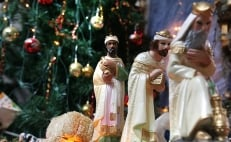 Three Kings Day in Mexico City