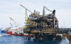 Pemex oil platform fire injures three in Gulf of Mexico