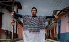 Indigenous designer will deliver a lecture at Harvard