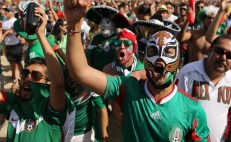 Mexico's soccer team to play against Czech Republic