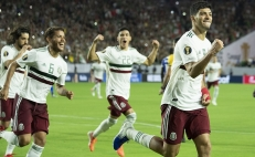 Mexico's soccer team to play against Greece