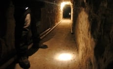 """Drug trafficker known as the """"Lord of the Tunnels"""" is extradited to the U.S."""