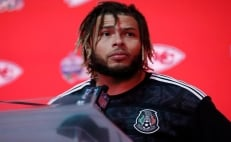 Super Bowl LIV: Mexico's soccer jersey is Chiefs safety Tyrann Mathieu's lucky charm