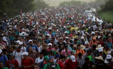 Mexico's government claims illegal migration to the U.S. has dropped