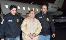 The U.S. released three protected witnessed who testified against Joaquín 'El Chapo' Guzmán