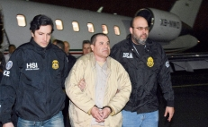 Where are the witnesses who testified against Joaquín 'El Chapo' Guzmán?
