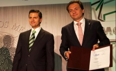 Mexican authorities are allegedly investigating former President Enrique Peña Nieto