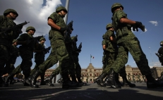 Mexico steps up military weapons purchases