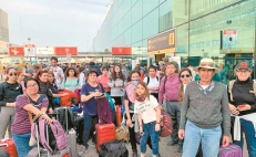 Coronavirus Outbreak: Mexican tourists stranded at Peru airport