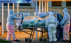 Mexico expects over 10,500 ICU patients during the coronavirus epidemic