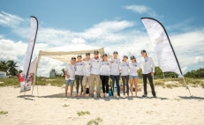 The Mexican students reforesting Yucatán's dunes