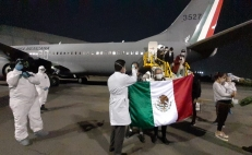 Mexico has brought 8,000 Mexicans home