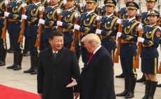 The U.S. lost its leadership role to China