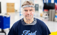 Ford to produce face shields for the coronavirus pandemic in Mexico