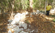 Mexican archeologists uncover pre-Columbian village in Quintana Roo